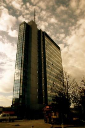 Government Building in Pristina